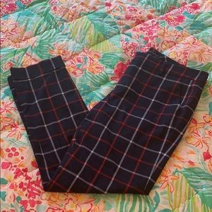 NWOT | Tommy Hilfiger Check Trousers
